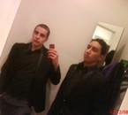 Moi Et Rochdi en réunion à New-York (H) =P