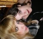 ma sister et moi