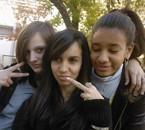 Victoria, Soumaya & Cindy