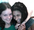 lisa et moi =)
