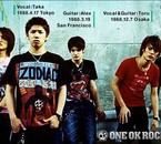 One  Ok Rock...super groupe de Rock Japonais ( L )