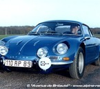 ALPINE A 110 LA BERLINETTE C ELLE LA LEGENDE ALPINE