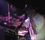 DJ-F.A.B aux platines du 747 en Belgique