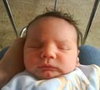 mon fils alessio il a 1 mois et demi