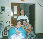 Moi et Mes beaux parents que j'adore