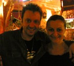 Marie Vidau et Renaud Hantson