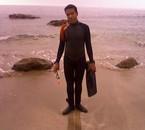 moii dans la plage