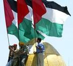 drapeau de la révolte arabe