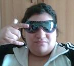 io con gli occhiali da sole