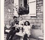 je pose en  1953:  ç'est loin!