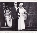 mes parents en 1946!