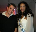 avec Miss France 2009