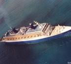 s/s NORWAY Saint Thomas 1998