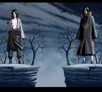 sasuke uchiwa <= - => itachi uchiwa