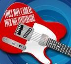 ma merveilleuse guitarre