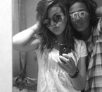 Moi et Eulalie!♥