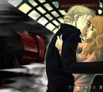 baiser dray-hermione