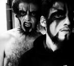 Ahraghal: Sturm (Voice) & Gorsameth (Guitar)