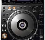platine pioneer DVJ 1000