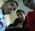 Os três portugueses