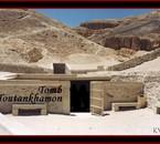 Tombe de Toutankhamon KV62