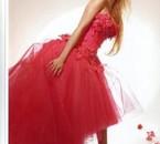 ma robe rouge..