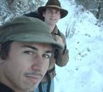 cédric et JJ au retour de jansiac