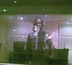 Drick-C en studio eh oui