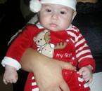 mon fils en pere noel