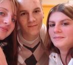 Le trio =D