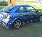Mon Opel Astra