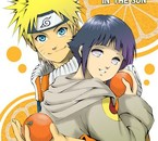 orange et hinata avec une orange