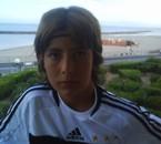Moi avec mes cheveus longs , à la façon Fernando Torres