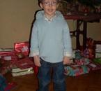 romain chante petit papa noël 2008