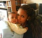 moi et mon fils^^
