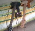 Mes basses :)