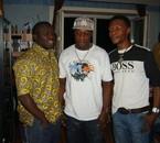 Aaron Munganga, Doudou Mpetshi et FREEMAN ( Mes potes)