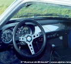 interieur  d Alpine A110