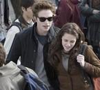 Bella et Edward le  couple idéal