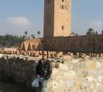 ancienne mosquée à marrakech