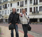moi et mon ami d italie a tanger