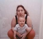 ma femme et mon fils