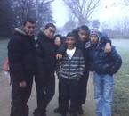 la bande