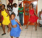 toute les filles la dansse tre bien