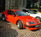 Alpine A310 rouge