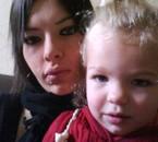 Ma cous et ma nièce