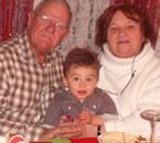 Mes grand parents et mon fils