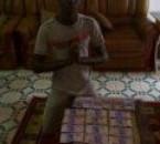 la prère se fait avec l'argent