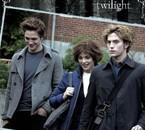 Edward, Jasper & Alice