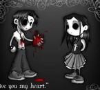 I Give You My Heart ( = Je Te Donne Mon Coeur )